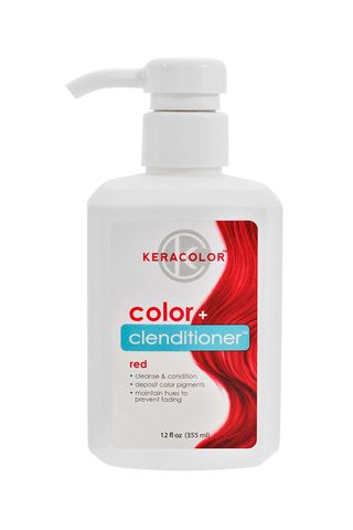 KERACOLOR COLOR+ CLEND 355ML RED