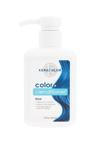 KERACOLOR COLOR+ CLEND 355ML BLUE
