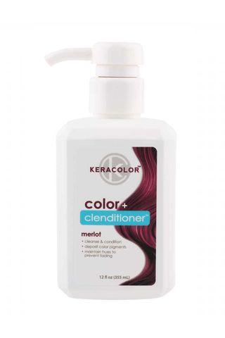 KERACOLOR COLOR+ CLEND 355ML MERLOT