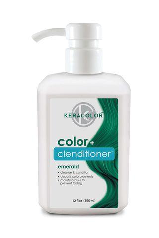 KERACOLOR COLOR+ CLEND 355ML EMERALD