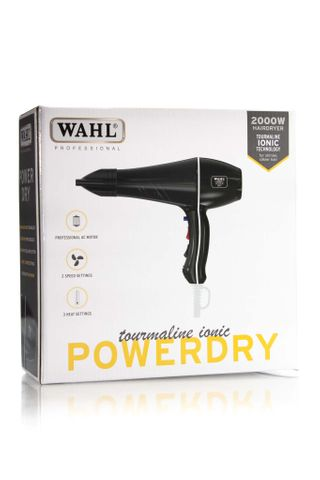 WAHL POWERDRY DRYER BLACK