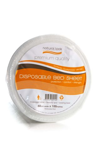 N/LOOK DISPOSABLE BED ROLL 60CM X 100M
