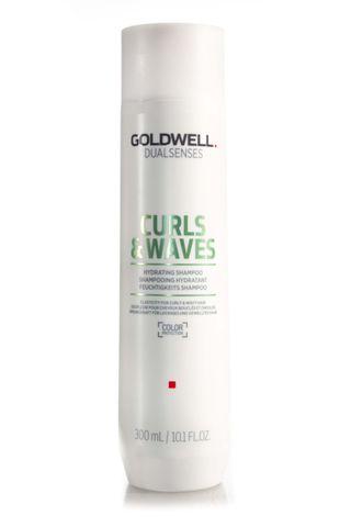 G/WELL DS CURLS & WAVES SHAMPOO 300ML