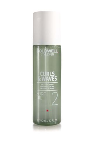 G/WELL CURLS & WAVE SURF OIL 2 200ML