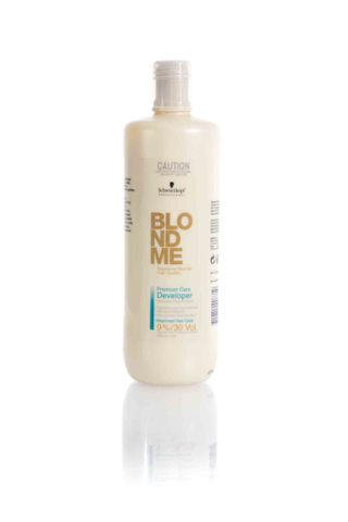 SCH BLONDE ME DEVELOPERS 9%  900ML