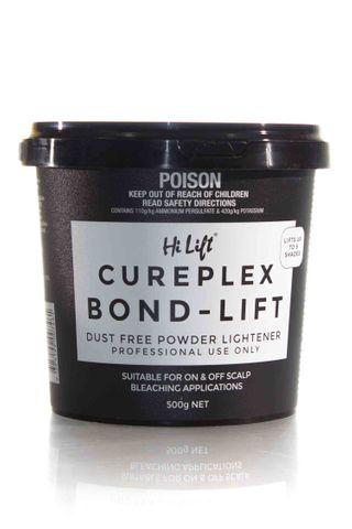 CUREPLEX BOND LIFT BLEACH 500G WHITE