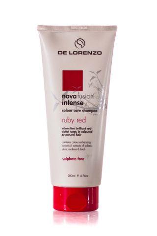 DELORENZO NOVA SHAMP 200ML RUBY RED