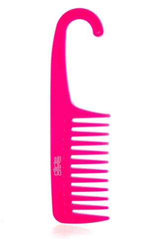 GLIDE SHOWER COMB PINK*