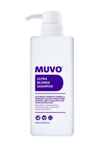 MUVO ULTRA BLONDE SHAMPOO 500ML