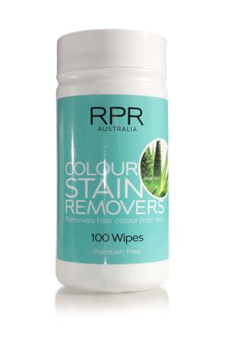 RPR COLOUR STAIN REMOVER 100 WIPES