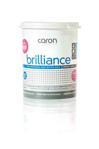 CARON BRILLIANCE HARD WAX 800G MICROWAVE