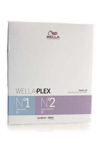 WELLAPLEX TRAVEL KIT 3 X 100ML