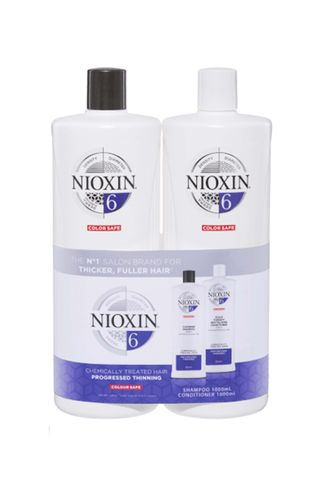 NIOXIN CLEANSER /REVIT 1L DUO #6