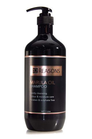 12 REASONS MARULA OIL SHAMPOO 1L