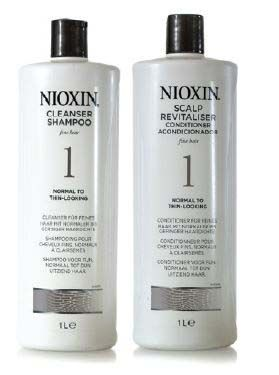 NIOXIN CLEANSER /REVIT 1L DUO #1*