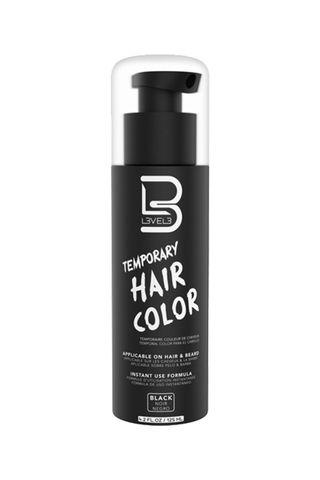 LEVEL 3 TEMPORARY HAIR COLOUR BLACK