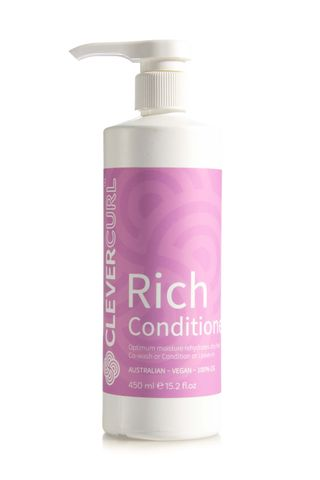 CLEVER CURL RICH COND 450ML