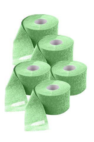 LEVEL 3 NECK STRIPS 5 ROLLS GREEN