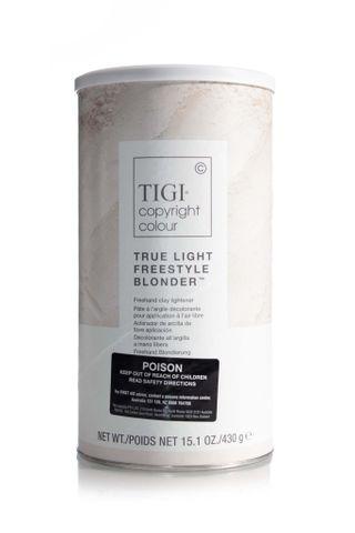 TIGI BLEACH 430G TRUE LIGHT FREESTYLE