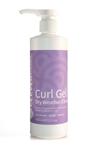 CLEVER CURL GEL HUMID WEATHER450