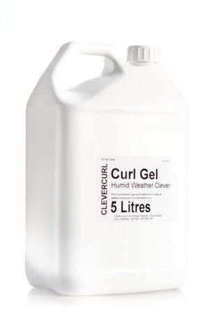 CLEVER CURL GEL HUMID WEATHER 5L