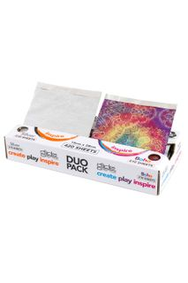 GLIDE FOIL WIDE POP UP DUO PACK 420SHEET