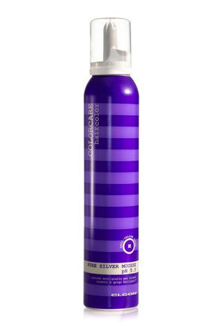 ELGON PURE SILVER PH 5.5 MOUSSE 200ML