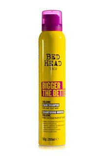 BED HEAD BIGGER THE BETTER FOAM SHAMP