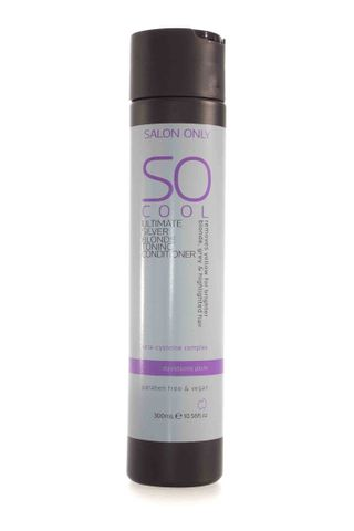 SALON ONLY SO COOL BLONDE COND 300ML