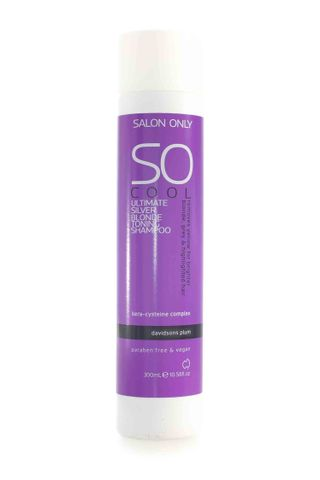 SALON ONLY SO COOL BLONDE SHAMPOO 300ML