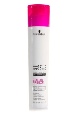 BONACURE COLOR FREEZE SILVER SHAMP 250ML