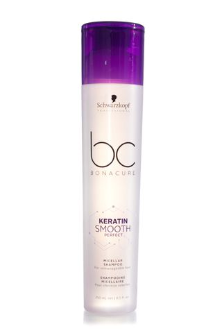 BONACURE KERATIN SMOOTH SHAMP 250ML