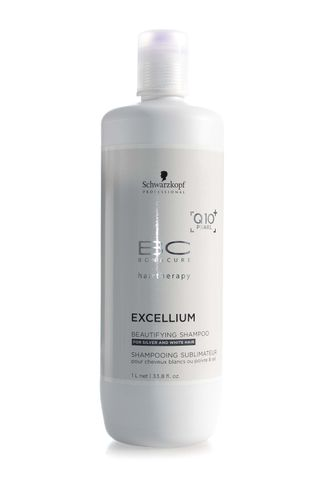 BONACURE EXCELL SILVER SHAMP 1L