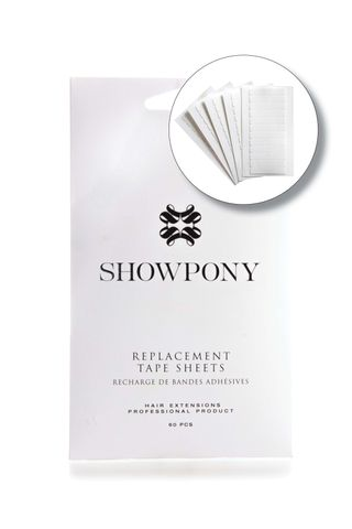 SHOWPONY TAPE SHEETS 60PCE