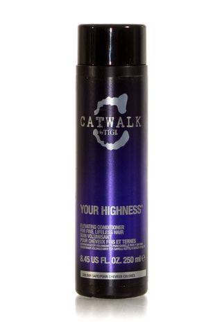 TIGI CATWALK YOUR HIGHNESS COND 250ML*