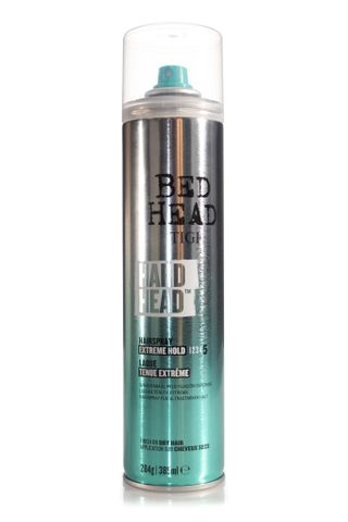TIGI BHED HARD HEAD HAIRSPRAY 385ML