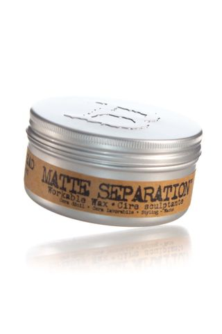 TIGI B4 MEN MATTE SEPARATION WAX 75G
