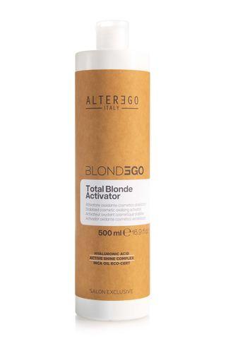 BE BLONDE TOTAL BLONDE ACTIVATOR 500ML