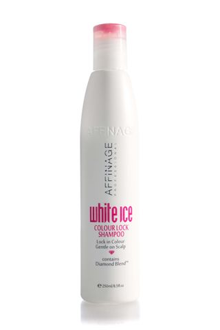 AFF WHITE ICE COL LOCK SHAMPOO 250ML*