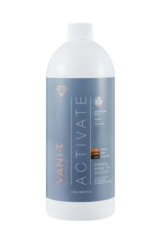 VANI-T ACTIVATE EXPRESS TAN 1L