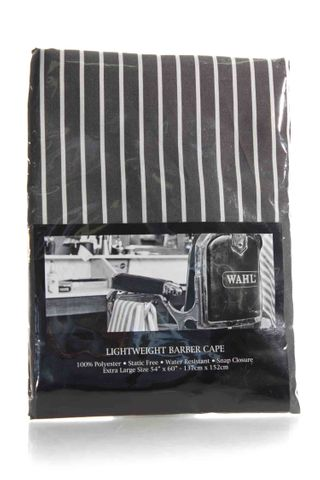 WAHL BARBERS CAPE LIGHTWEIGHT GREY