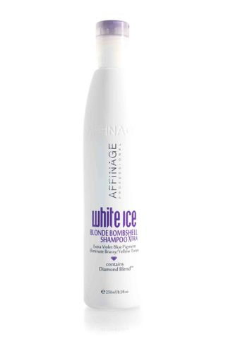 AFF WHITE ICE BLONDE XTRA SHP 250ML*