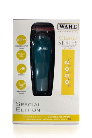 WAHL TAPER 2000 CLIPPERS TEAL*