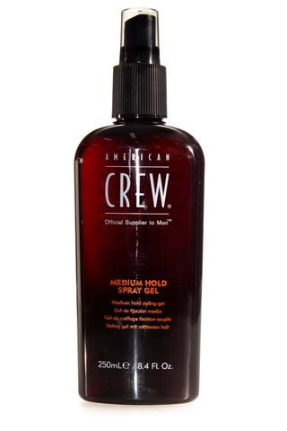 AMERICAN CREW MEDIUM SPRAY GEL 250ML
