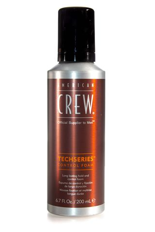 AMERICAN CREW TECH CONTROL FOAM 200ML