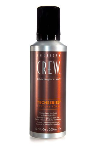 AMERICAN CREW TECH TEXTURE FOAM 200ML