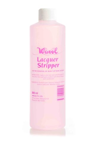 WAVOL LACQUER STRIPPER 500ML