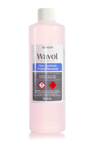 WAVOL NON-ACETONE POLISH REMOVER 500ML