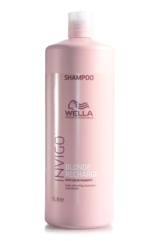 WELLA INVIGO BLONDE RECHARGE SHP 1L