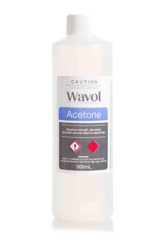 WAVOL ACETONE 500ML